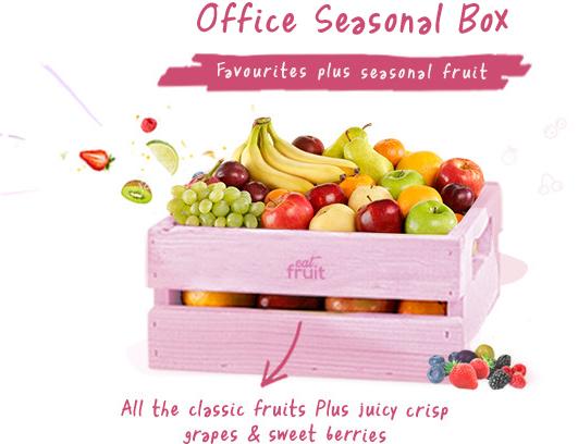 Office Edinburgh Fruit Basket