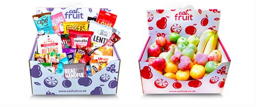 Fruit Boxes UK