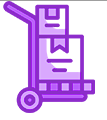 Fruit Delivery Icon