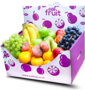 Seasonal Office Fruit Box