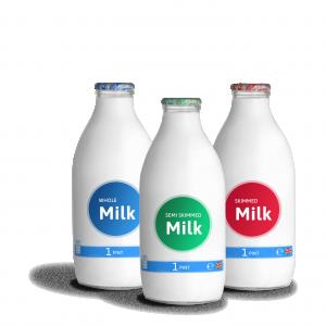 Office milk delivery Edinburgh Glasgow