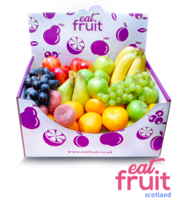Glasgow Office Fruit Box